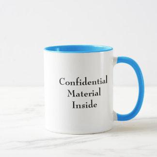 HIPAA Humor Mug