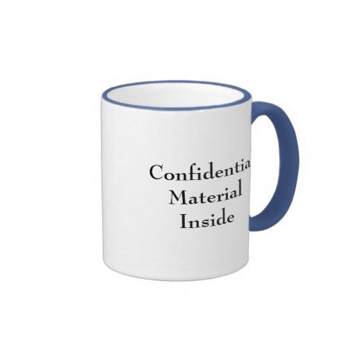 HIPAA Humor Coffee Mug