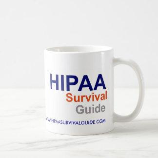 HIPAA Survival Guide Coffee Mug