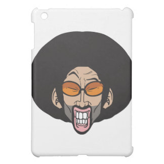 Hiphop Afro man iPad Mini Cover