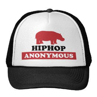 HipHop anónimo Gorra