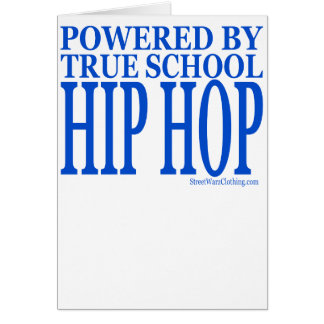 HIPHOP CARD