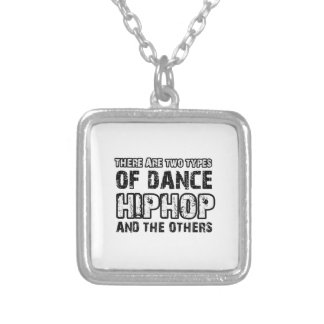Hiphop dancing designs personalized necklace