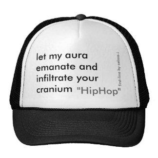 """""""HipHop"""" Mesh Hats"""