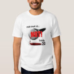 HIPHOP IS NOT DEAD! SHIRTS