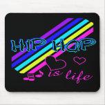 HipHop mousepad