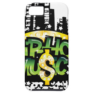 HipHop Music iPhone 5 Cases
