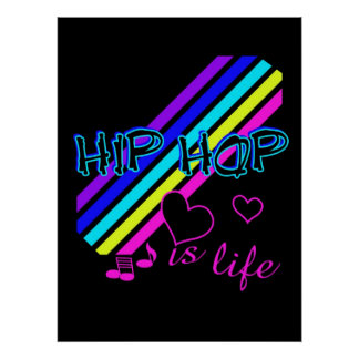 HipHop poster