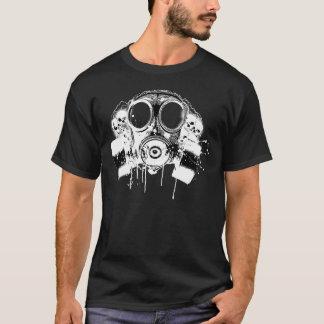 Hiphop sucker free gas mask T-Shirt