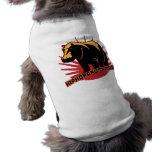 hiphopapotamus rhymenocerous camisas de perritos