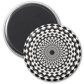 Hipnosis Imán Redondo 5 Cm