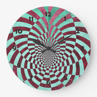 Hipnosis Reloj Redondo Grande