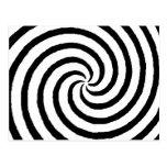 Hipnotice los regalos de Zazzle del MUSEO Tarjetas Postales