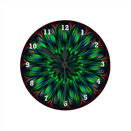 Hipnotice Reloj De Pared