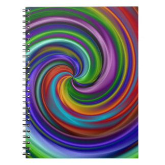 Hipnótico Libreta Espiral