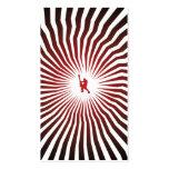 Hipnotizado - tarjeta de visita