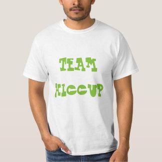 Hipo del equipo - camiseta blanca llana (hombres)
