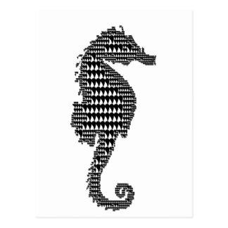 hipocampo postales
