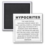 Hipócritas Iman De Frigorífico