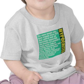 Hipócritas Camiseta