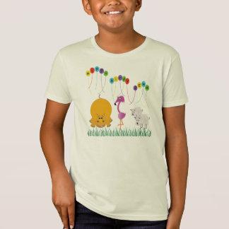 Hipopótamo, Birdy, camisa del cumpleaños de 2