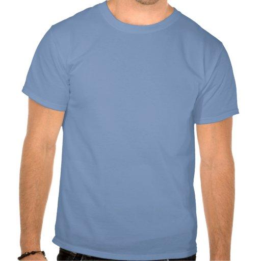 Hipopótamo con la boca abierta de par en par camisetas