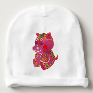 Hipopótamo del bebé gorrito para bebe
