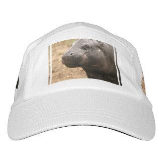 Hipopótamo enano gorras de alto rendimiento