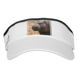 Hipopótamo enano viseras de alto rendimiento