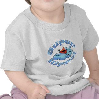 Hipopótamo estupendo camiseta