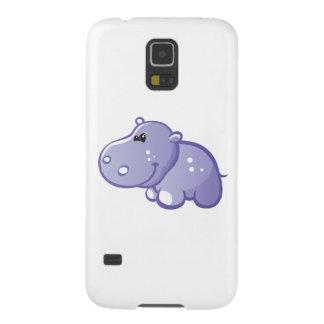 Hipopótamo lindo funda galaxy s5