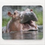 Hipopótamo Mousepad Alfombrilla De Ratones