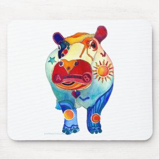 Hipopótamo Tapetes De Raton