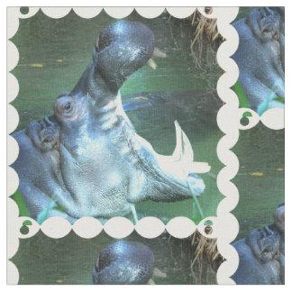 Hipopótamo Telas