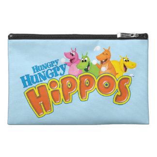 Hipopótamos hambrientos hambrientos