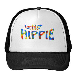 Hippie anterior gorras de camionero