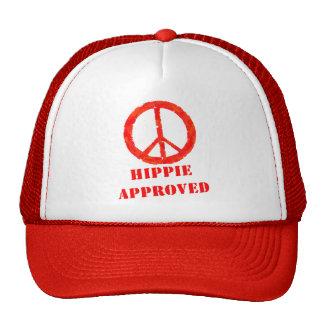 Hippie Approved Trucker Hat