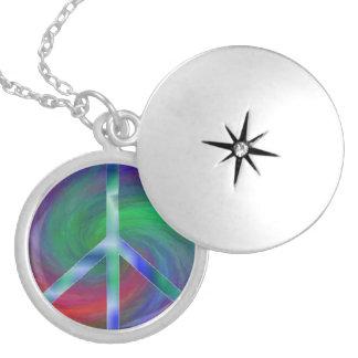 Hippie at Heart Locket Necklace