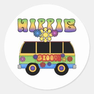 Hippie Bus Stickers