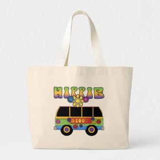 Hippie Bus Tote Bag