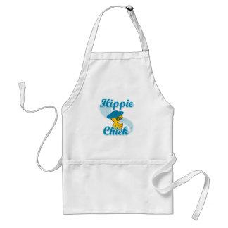 Hippie Chick #3 Adult Apron