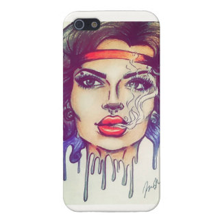 Hippie Chick Phone Case