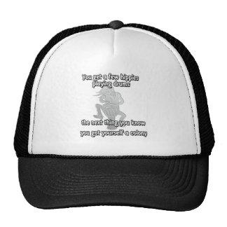 Hippie Colony Trucker Hat