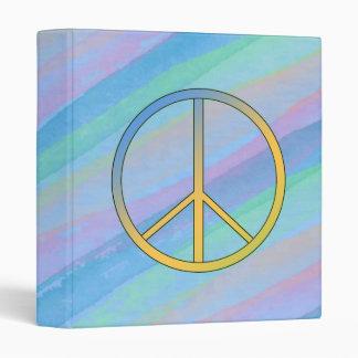 Hippie Days Binder