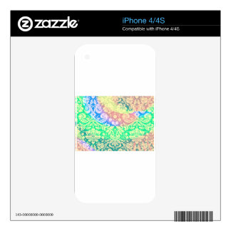 hippie decals for the iPhone 4S