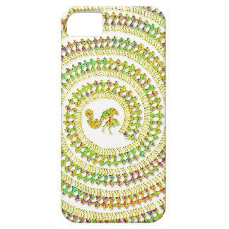 hippie del warli iPhone 5 carcasa