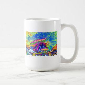 Hippie Dippie Trippy 'Shrooms Mug