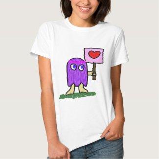 Hippie Dippy Love Tshirt