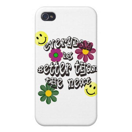 hippie el día siguiente iPhone 4/4S fundas