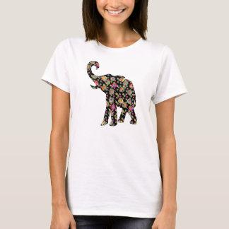 Hippie Elephant T-Shirt